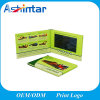 Carte vidéo de papier Customed Stick USB Business Card Carte de voeux Webkey USB