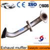 Tubo di scarico dell'automobile con i generi di materiale dalla fabbrica della Cina