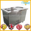 Nuevo estilo de Tailandia la llegada de acero inoxidable de rodillo máquina helado frito