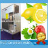 Modelo de la Mesa de la máquina de helados de fruta de turbulencia