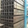 400X400mm에 Size 10X10 mm를 가진 Squre와 Rectangular Steel Hollow Section Pipe Tube ASTM A53 A500 S235jr S355joh Black Oiled Ms