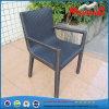 椅子を食事する屋外の家具のアルミニウム柳細工の藤