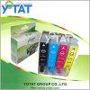 CISS et cartouche d'encre réutilisable pour Epson T1281, T1291, T1301, T1241, T1251, T1351, T1331, T1381, T1411