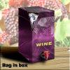 De Zak van /Bib /Beverage van de Wijn van de druif