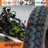 Pneu/pneu de bon marché 3.00-19 motos pour le marché de l'Indonésie
