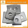 Rondelle carrée DIN436 du dock solides solubles