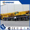 真新しい130トンの移動式トラッククレーンQy130k