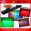 4 헤드 4 색깔 LED 소리에 의하여 활성화되는 디스코 효력 빛