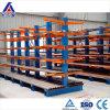 Uso de espacio de alta brazo largo de estanterías metálicas
