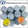 Do assoalho molhado seco abrasivo concreto da resina do assoalho do granito almofada de moedura