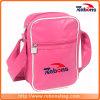 Portátil personalizada OEM Mujeres hombro bolsa bandolera de lona para la escuela