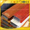 木製カラーの放出のWindowsのカスタムアルミニウムプロフィール