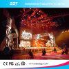 Het super Slanke LEIDENE van de Huur LEDs van het Aluminium P5 SMD2121 Zwarte BinnenScherm voor Overleg toont