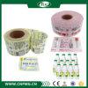 Étiquette de chemise de rétrécissement de PVC de constructeur de la Chine avec la qualité
