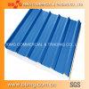Hoja de acero acanalada galvanizada sumergida caliente de la bobina del azulejo de material para techos