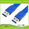 USB3.0 plana macho a macho cable de datos