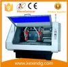 Contornitrice Drilling di Full Auto del doppio asse di rotazione di CNC del PWB per la scheda del metallo del PWB