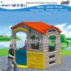 Crianças Playhouse de plástico pequeno parque infantil (HF-20304)