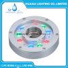 샘을%s 9W LED 수중 수영풀 빛