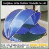 Protecção Solar personalizado aparecer barraca de praia rápida dobrável