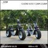 Самокат кокосов города электрический на взрослые 2 больших колеса 12inch 1200With60V/12ah размера