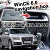 Audi A4 A5 Q5 09-16 모형을%s GPS 항법 상자 영상 공용영역 6.5 인치 승리 세륨 6.0