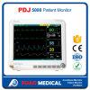 Pdj-5000 de gouden Geduldige Monitor van de Bloeddruk van de Prijs van de Leverancier Goedkope