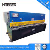 Hydraulische /Metal-Ausschnitt-Maschine der Digitalanzeigen-scherende Maschine (QC12Y-4X2500)