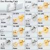 Configurazione Piercing del kit di strumento della pistola dell'orecchio dell'unità della cartilagine dell'elica Piercing sterile a gettare del Tragus nella sfera d'acciaio della stella dell'orecchino della vite prigioniera