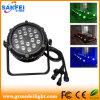 PAR esterno LED 18*10W RGBW 4in1 Stage Light