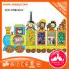 Venda a quente ilumine Blocos de Construção de brinquedos de tijolos para criança