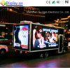 Visualización de LED al aire libre P5 del acoplado móvil del fabricante de China