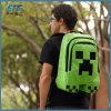 Fashion Minecraft sac à dos Sac de voyage des femmes de haute qualité de l'escolier Mochila