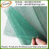 Grünes Monodraht-Gestell-Sicherheitsnetz aufbereiten