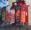 La publicidad personalizada precios baratos de plumas de la playa de bandera