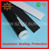 Черное изолятор Shrink материала 8426-11 цвета EPDM холодный