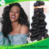 Extension brésilien d'onde lâche naturel vierge cheveu humain