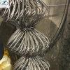 Treillis métallique galvanisé et inoxidable de vente entière de chaîne de maillon de frontière de sécurité