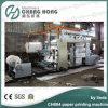Machine d'impression flexographique de papier de couleur de la vitesse quatre (CE)