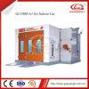 Eficacia alta aprobada del Ce del fabricante de Guangli pero cabina barata de la pintura de aerosol del coche