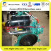 Motor marina de Cummins 87HP/1800rpm con el extractor refrigerado por agua