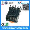 PF085A General Purpose Type 8 Pin ronde non-Finger étanche protégé relais Socket avec CE