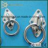 Plaque marine d'oeil de diamant d'acier inoxydable