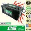 DIN-72026 12V220ah DIN Standard Maintenance Free Lead Acid Car Battery