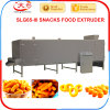 Maíz completamente automática máquina de hacer aperitivos / Snacks planta extrusora de alimentos