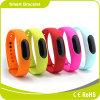 Gerência ardente da caloria do podómetro que dorme monitorando o bracelete esperto do lembrete de Sendentary