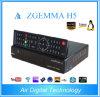 De digitale SatellietOntvanger van de Doos van TV van Zgemma H5 Combo dvb-s2+dvb-T2/C HD van het Type