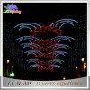 Lumière décorative en travers des vacances DEL Stree, chiffre extérieur lumière de Noël