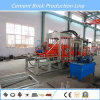 Figura automatica completa macchina di colore del cemento idraulico del mattone della pavimentazione