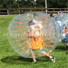 TPUフットボールD5022のための透過1.0m Diaの人間の泡球の球